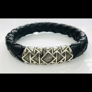 David Yurman silver bracelet